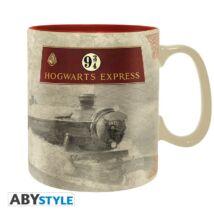 Harry Potter - Hogwarts Express nagyméretű bögre