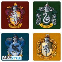 Harry Potter házak poháralátét