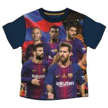 FC Barcelona gyermek póló 10-16 év