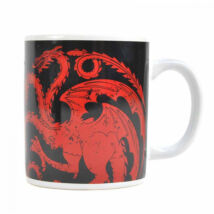 Trónok Harca Fire and Blood Targaryen bögre