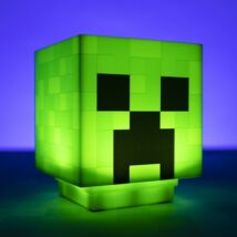 Minecraft Creeper lámpa