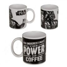 Star Wars Darth Vader kávés bögre