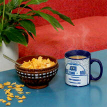 Star Wars R2-D2 hőre változó bögre