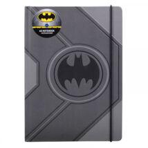 Batman dombornyomott A5 jegyzetfüzet