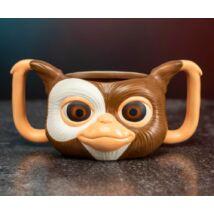 Gremlins - Szörnyecskék Gizmo 3D bögre