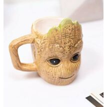 A galaxis őrzői - Groot 3D fej bögre