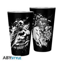 DC Comics - Batman és Joker XXL pohár