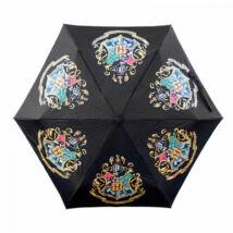 Harry Potter színváltós Hogwarts esernyő