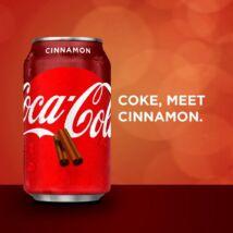 Fahéjas Coca - Cola