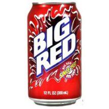 Big Red szénsavas üdítőital
