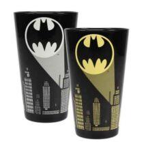 Batman - Welcome to Gotham city - hidegre változó pohár