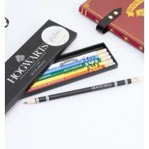 Harry Potter házak ceruza szett (6 DB)