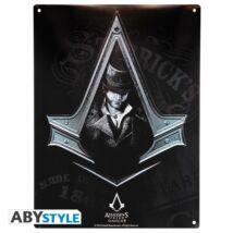 Assassin's Creed - Syndicate - Fém tábla