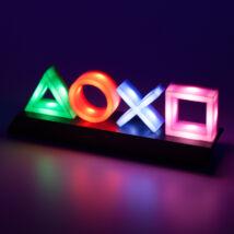 PlayStation ikonok hangulatvilágítás