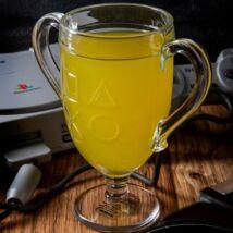 Playstation trófea pohár