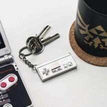 Nintendo NES 3D kontroller kulcstartó