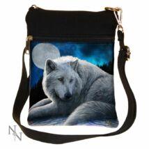 Észak őrzője farkas válltáska