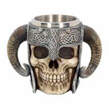 Viking koponya söröskorsó