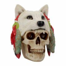 Lélek vadász koponya szobor