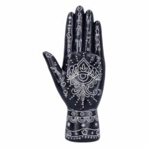 Hamsa kéz szobor