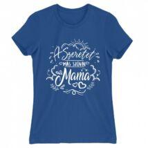 Mama női póló