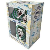 Joker ajándékcsomag (bögre, alátét, kulcstartó)