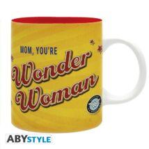 DC Comics - Wonder Woman bögre