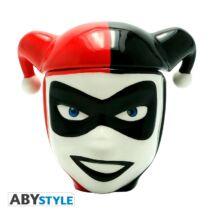 DC Comics - Harley Quinn 3D bögre