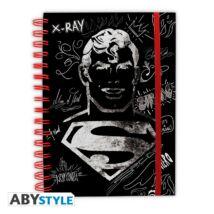 DC Comics -  Superman jegyzetfüzet
