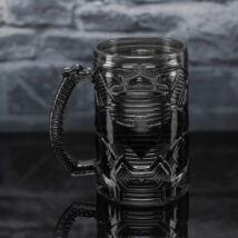 Batman üveg korsó