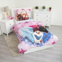 Jégvarázs felnőtt ágynemű pink