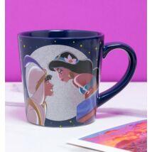 Aladdin és Jasmine bögre