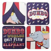 Dumbo poháralátét szett