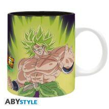 Dragon Ball Broly bögre (Goku, Vegeta, Broly)