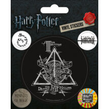 Harry Potter - Symbols - matrica