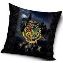 Harry Potter Hogwarts logó párnahuzat
