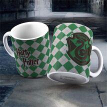 Harry Potter Mardekár kockás bögre