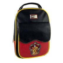 Harry Potter fekete - piros prémium Griffendél hátizsák