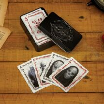 Harry Potter - sötét mágia francia kártya