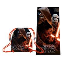 Star Wars törölköző+Tornazsák szett