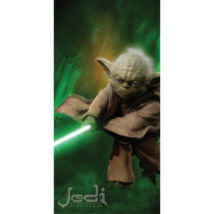 Star Wars fürdőlepedő, Yoda