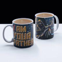 Star Wars I am your father - Darth Vader bögre