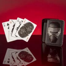 Star Wars Kylo Ren francia kártya