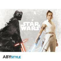 Star Wars - Kylo Ren és Rey poszter
