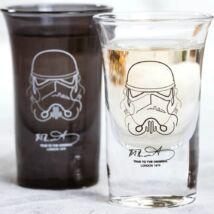 Stormtrooper felespohár szett