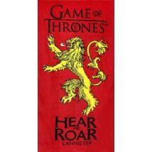 Game of thrones fürdőlepedő Lannister