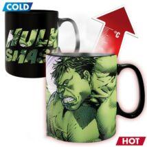 Hulk hőre változó nagyméretű bögre