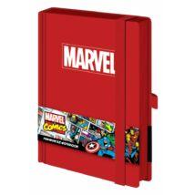 Marvel - A5 füzet