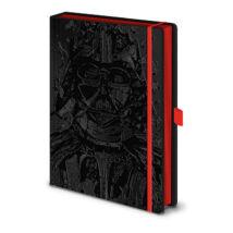 Star Wars A5 Prémium füzet