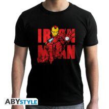 Marvel - Vasember férfi póló